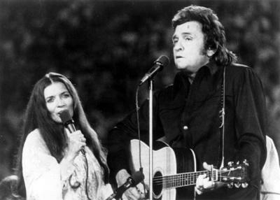 Jackson Johnny Cash and June Car